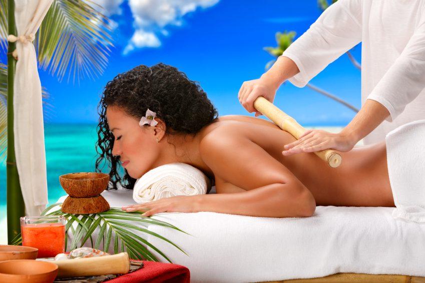 instantcalmer warm bamboo massage