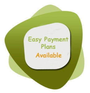 Easy payment plans available