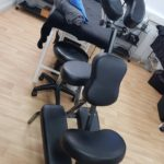 Seated massage accredited course